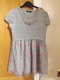 Girls Tunic Top Age 9-10