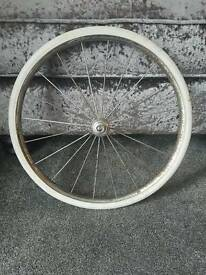 18 inch coach built pram wheel for marmet or silver cross