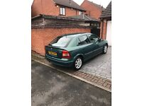 SHOWROOM CONDITION LOW MILEAGE ASTRA *reduced NO offers**