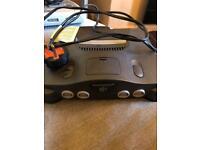 Nintendo 64 Games Console