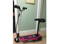 Zinc 80 plus electric scooter (used once)
