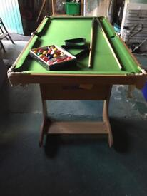 BCE table sports pool /snooker table