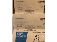 2 tickets to Blondie gig this Friday 17th November in O2 Brixton Academy