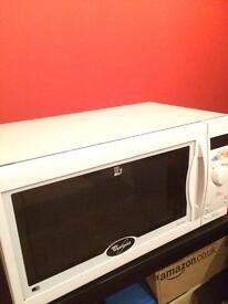 Microwave used