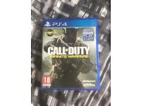 PS4 - call of duty.