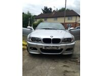 BMW M3 CONVERTIBLE FOR SALE!!