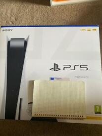 Ps5 disc edition brand new unopened & sealed