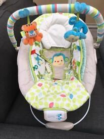 Baby Bouncer chair by Bright Starts