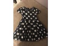 Girls M&S age 3-4 party/Christmas dress