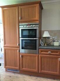 Sold kitchen units.