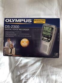 Olympus DS-2300 Digital Boice Recorder