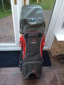 Littlelife cross country s2 children's carrier ruck sack