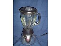 BUSH GLASS JUG BLENDER HB 005