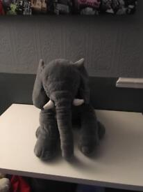 Baby Sit up elephant