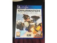 Overwatch PS4 New & Sealed