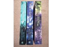 'A Witch in Winter' trilogy by Ruth Warburton