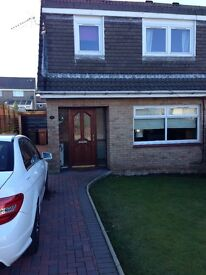 Lovely Three Bedroomed House Available to Rent-North of the City