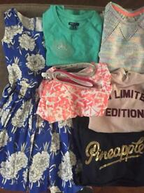 Quality girls clothes bundle -age 8-10 yrs
