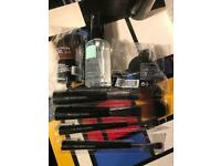 Body Shop Make up and brushes, all brand new and sealed. 50% off RRP prices shown!