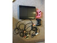 PS3 with x2 controller, Disney infinity 2.0 x17 characters and 13 games