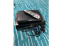 2 x Sky hd box and remote