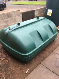 balmoral heating oil tank 1200 litres