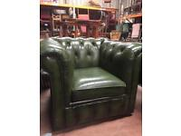 Chairs chesterfield x2