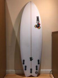 Channel Islands High 5 Fish Surfboard Shortboard