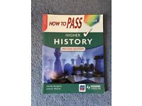 How To Pass: Higher History Book