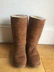 Ugg boots - used but in excellent condition