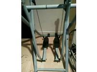 Hydraulic x trainer