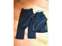 Women's Skiing Jacket and Trousers