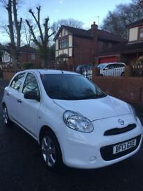 Vehicle Car for sale Nissan micra 1.2 bargain price