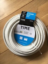 Time cable 15 m Butyl Flex unused
