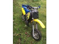 Husky boy 50 motocross bike