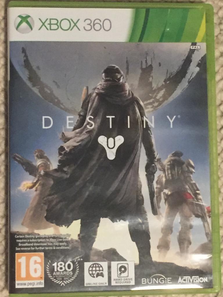 Destiny • Xbox 360