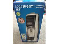 Soda Stream Jet Grey/Black