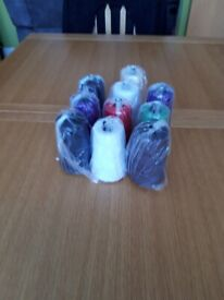 Sewing cotton reels