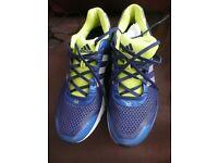 Adidas men's trainers super Nova Glide 5 size 10.5 with the box,