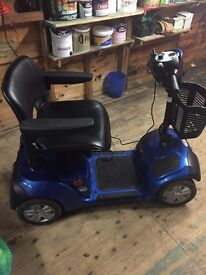 Mercury Neo 4 Mobility Scooter