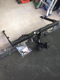 Ford kuga pct 13 pin tow bar