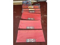 Clarke Storbords - 3x large and 3x small - tool hanger - tool board storage