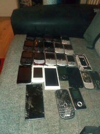 Joblot phones