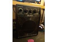 Dean Markley GT-1000 Black Micro Amp Battery Powered 3 watt
