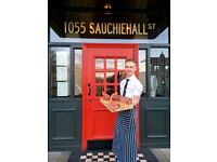SUPERHEROES WANTED - The Butchershop Bar & Grill