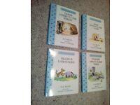 Winnie the Pooh hardback books