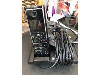 BT Verve Twin Handset Telephone & Answering Machine