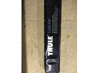 thule complete two bar package for toyota previa 1990-1999