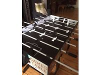 Folding Table Football 4 Foot with Pool Table