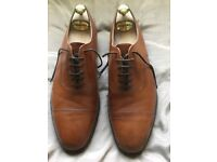 Men's used Churchill's English shoes